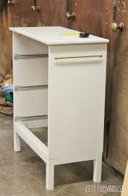 Ikea Trysil Dresser Hack by Makeover Madness Project Tutorial U0026 Linky Party Hosted By Better