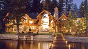 100 Mountain Architects Waterfront Home Hendricks Architecture