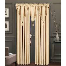 Bed Bath And Beyond Curtains And Valances by Buy Gold Window Curtains Valances From Bed Bath U0026 Beyond