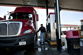 100 Sala Trucking Driver Costs Hit Company Bottom Lines WSJ