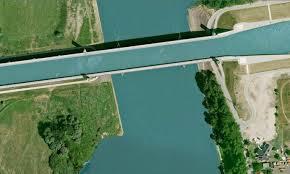 100 Water Bridge Germany Life Around Us Magdeburg Amazing