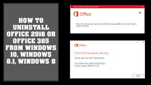 bureau fond d ran how to uninstall office 2016 office 365 on windows 10 windows 8