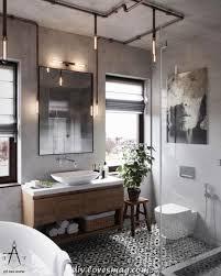 kreative und großartige industrial bathroom jpg 1200 1500