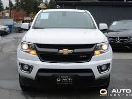 2015 Used Chevrolet Colorado 4WD Crew Cab 140.5