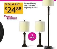 Fred Meyer Light Fixtures by Better Homes And Gardens Lighting 3 Pack 24 88 At Walmart On