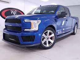 100 Ford Saleen Truck 2018 F150 F150 Supercharged 700 HP EBay