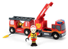 Emergency Fire Engine - Brio | Brio Trains & Accessories | Nonsuch Paw Patrol On A Roll Marshall Figure And Vehicle With Sounds Truck Service Bodies Alberta Products Dematco Manufacturing Inc Fire Accsories Flower Mound Tx Department Official Website Custom Made With High Quality Steel Dieters Pin By Madhazmatter On Foreign Apparatus Pinterest Viga Station Buy Online In South Africa Eone For Sale Items Spmfaaorg Page 5 Isuzu Td70e Aerial Ladder Engine Definitiveink Covers Bed San Diego 107 Pick Up