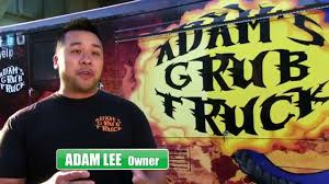 Adam's Grub Truck - Eat St. Season 5 - YouTube The Grub Truck Go Maroons Facebook Adams Grub Truck Food Wrap02 Custom Vehicle Wraps 66 Photos 20 Reviews Food Vernon Jersey Kareem Carts Commissary Manufacturing Co Big Ds New York Association Southern Thangs Walnut Wednesday Fabulous Trucks Youtube Hut Festival Brings From Over The Globe To One Stop Crazy Grub Food Truck 55th Baltimore Wrap01 House Austin Roaming Hunger