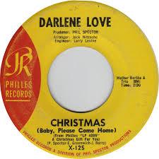 45cat Darlene Love Christmas Baby Please e Home Winter
