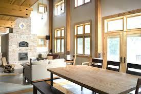 Dark Wood Trim Designs Golden Oak Fascinating Dining Room Paint