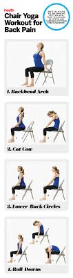 The Best Chair Yoga Moves To Combat Back Pain - Health Desks Best Armchair For Back Support Chairs Pain Budget Office Chair Smartness Design Remarkable Cool Lovely Images On Pinterest Kneeling Armchairs Suffers Herman Miller Embody Living Room Computer Horse Saddle Top Rated Ergonomic Friendly Lounge Lower