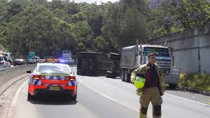100 Truck Accident Today Another Truck Accident On M1 Photos Illawarra Mercury