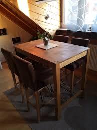 bartisch mit stühle dänisches bettenlager in 64732 bad
