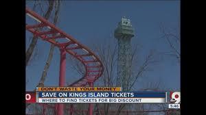 Kings Island Halloween Haunt Jobs by Where To Find Discount Kings Island Tickets Wcpo Cincinnati Oh