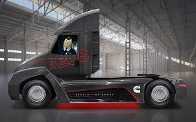 100 Stockmans Truck Stop Cummins New Electric Semi Takes On Tesla Another Cog In