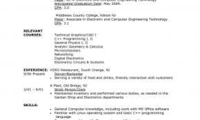 E Learning Resume Example Fresh Part Time Job Samples Aurelianmg
