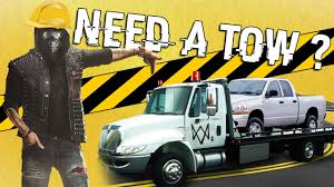 100 Need A Tow Truck WTCH DOGS 2 Job A YouTube