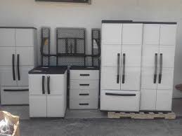 Hdx Plastic Storage Cabinets by Home Tips Lowes Garage Storage Cabinets Lowes Lowes Shelves