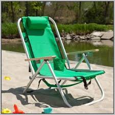 Rio Backpack Beach Chair With Cooler by Backpack Beach Chair With Cooler Pouch Chairs Home Decorating