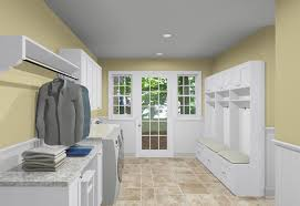 Image Of Mudroom Laundry Room Idea