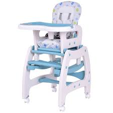 Costway: Costway 3 In 1 Baby High Chair Convertible Play Table Seat ... Graco High Chair In Spherds Bush Ldon Gumtree Ingenuity Trio 3in1 High Chair Avondale Ptradestorecom Baby With Washable Food Tray As Good New Qatar Best 2019 For Sale Reviews Comparison Amazoncom Hoomall Safe Fast Table Load Design Fold Swift Lx Highchair Basin Cocoon Slate Oribel Chicco Caddy Hookon Red Costway 3 1 Convertible Seat 12 Best Highchairs The Ipdent 15 Chairs