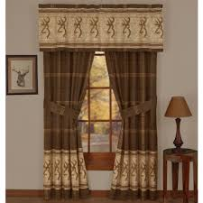Back To Western Style Rustic Valances Accessories