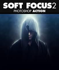 Soft Focus 2 Photoshop Action