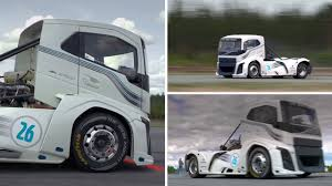 Volvo Truck The Iron Knight With More Power Than A Bugatti Veyron ...