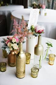 Decorative Wine Bottles Ideas by 80 Best Wedding Decorations Images On Pinterest Marriage