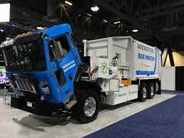 100 Horizon Trucking Meritor Launches Blue To Showcase Electric Options Fleet Owner