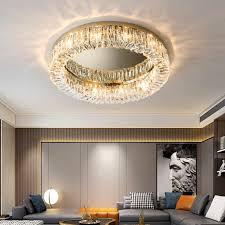 wohnzimmer luxus gold chrom stahl e14 led deckenleuchten