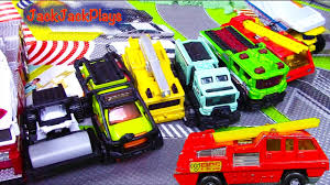 100 Trucks Toys Toy For Kids Compilation Matchbox Unboxing YouTube