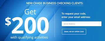 Expired] Chase Business Checking $200 Bonus - No Direct ... Roundup Of Bank Bonuses 750 At Huntington 200 From Chase Total Checking Coupon Code 100 And Account Review Expired Targeting Some Ink Cardholders With 300 Brighton Park Community Bonus 300 Promotion Palisades Credit Union Referral 50 New Is It A Trap Offering Just To Open Checking Promo Codes 350 500 625 Business Get With 600 And Savings Accounts Handcurated List The Best Sign Up In 2019 Promotions Virginia