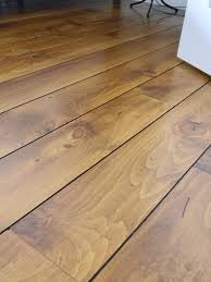 White Pine Pre Distressed Wide Plank Flooring
