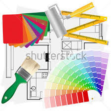 Interior Decorator Clip Art Design Cliparts