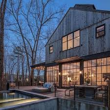 100 Modern Rustic Architecture South Of Atlanta Serenbes Priciest House Is A Showstopper