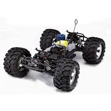 100 Monster Truck Nitro 2 Redcat Racing 18 Earthquake 35 4WD RTR Blue