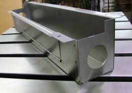 Decorative Sheet Metal Banding by Fabrication Of Sheet Metal High Point North Carolina