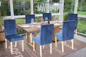 6x esszimmerstuhl stuhl küchenstuhl littau samt real de