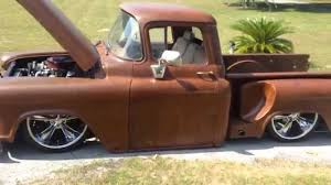 100 Chevy Hot Rod Truck 1959 Rat YouTube