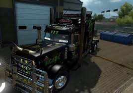 MONSTER ENERGY PETERBILT 389 SKIN - American Truck Simulator Mod ... Highenergy Trucks Compete In Sumter The Item Monster Energy Jeep Truck Window Tting All Shade 3m And Ogio Bagster Raptor Trophy Scaledworld 2017 Jam Truck Suv And Pickup Body Style Truckvan Pack Gta5modscom Brings The Worlds Craziest Driving To Mexico Slash Rcnitrotalk Rc Forum News Page 8 Debuts Birmingham 2014 Ford F250 Gallery Photos