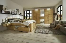 massivholz schlafzimmer komplett 4tlg set kiefer massiv