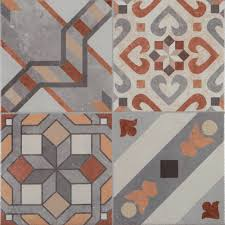 shop the seville patterned floor tiles 333 x 333mm for a