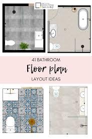 Bathroom Floor Design Ideas Bathroom Layout Ideas The Design Corner