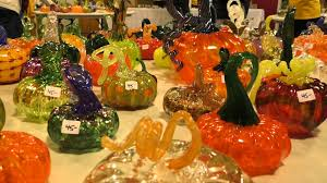 Glass Blown Pumpkins by 5th Annual Great Glass Pumpkin Patch Preview Youtube
