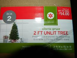 9 Ft Artificial Unlit Christmas Tree by Amazon Com 2 Foot Alberta Spruce Unlit Christmas Tree From Target