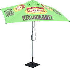 Old El Paso Cafe Umbrellas