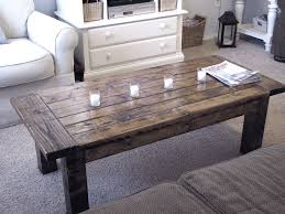 make a coffee table modern how to make a reclaimed wood coffee