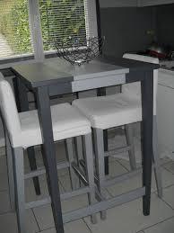 table de cuisine ik table haute de cuisine avec tabouret maison design bahbe com