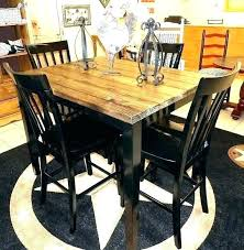 Pub Style Dining Room Table Tables